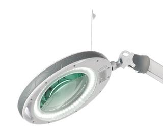 Лампа-лупа косметологическая на струбцине   ЛЛ-3