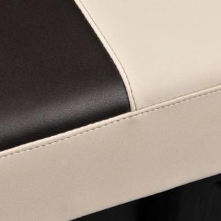 Деревянная массажная кушетка из бука с подъемом головной секции WCO4