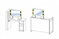 Защитный экран для маникюра