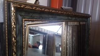 Зеркало парикмахерское Рококо