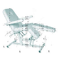 """Косметологическое кресло """"Панда IV"""""""