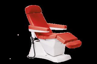 Косметологическое кресло-кушетка  IONTO-KOMFORT XDREAM LIEGE