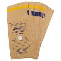 Крафт-пакеты КлиниПак с индикатором для стерилизации, (100 шт.)