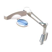 Лампа для Маникюра с увеличительным стеклом (3 дпт.)
