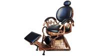 Мужское парикмахерское кресло Versace