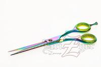 Парикмахерские ножницы Brizger РТ 121 Multicolor