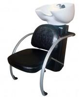 Парикмахерская мойка Биатрис с креслом Карина