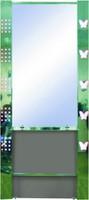 Парикмахерское зеркало Техно (с подсветкой)