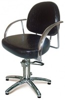 Парикмахерское кресло Карина гидравлика