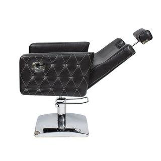 Парикмахерское кресло МД-166 с прострочкой и утяжкой