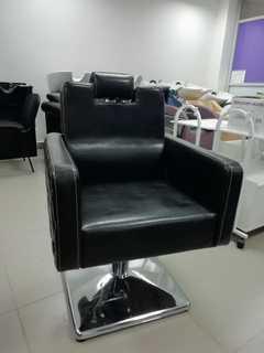 Парикмахерское кресло МД-166 с прострочкой и утяжкой (зал)