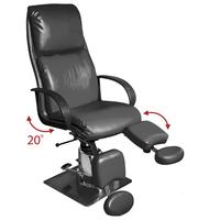 Педикюрное кресло Надир на электроподъемнике