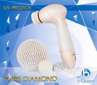 Прибор для комплексного ухода за кожей лица и тела  Pure Diamond