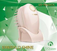 Прибор для мытья и массажа головы Emerald Shine