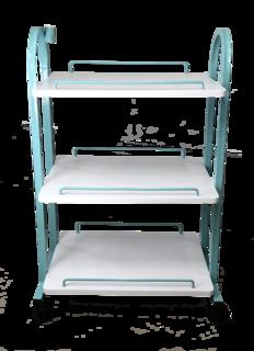 Столик на колесиках с ящиком СП-М