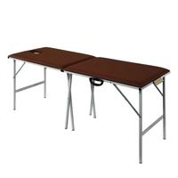 Складной металлический стол Г1 185*62 см