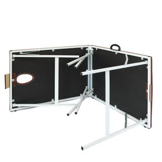 Складной металлический стол Г2 190*70 см