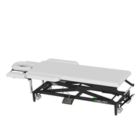 Массажный стол с электроприводом X102