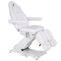 Педикюрное кресло Silverfox Р70 (электрическое, 3 мотора)