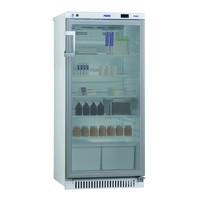Холодильник фармацевтический ХФ-250 со стеклянной дверью и замком (250 л)