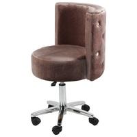 Кресло для маникюра (пневматика) Велёрс