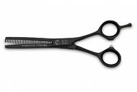 Парикмахерские ножницы филировочные Titanium ES 12497