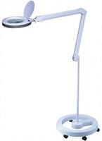 Лампа лупа на штативе со светодиодной подсветкой 5х LTS-402 Gezatone