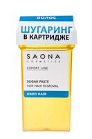 Паста для шугаринга SAONA в картридже / Для холодных зон 80 гр.