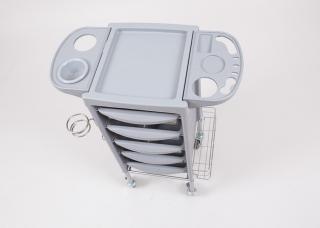 Парикмахерская тележка SD-3013