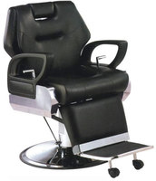Кресло парикмахерское мужское LORD Silver Fox А-100