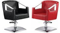 Кресло парикмахерское PRADO Silver Fox A122