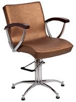 Кресло парикмахерское MALTA Silver Fox A73