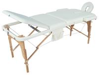 Массажный стол складной деревянный Атом JF-02