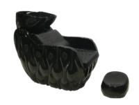 Парикмахерская мойка FB-3018 черная