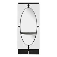 Парикмахерское зеркало Овал