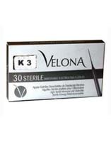 Иглы для электроэпиляции стальные K3 Velona