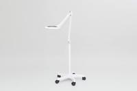 Диодная лампа-лупа на штативе с колесами, серия SD
