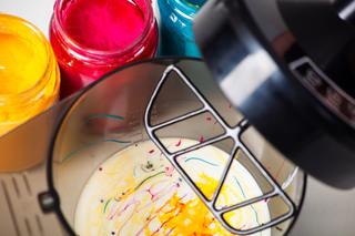 Миксер для смешивания краски