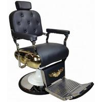 Мужское парикмахерское кресло Harley-Davidson, Gold