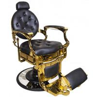 Мужское парикмахерское кресло Titan Gold