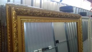 Парикмахерское зеркало Ампир