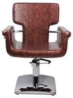 Парикмахерское кресло QUADRO Silver Fox А01