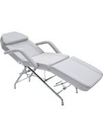 Silver Fox МК04 косметологическое кресло-кушетка, со стульчиком
